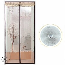 Tür-mesh Magnetische Fliegengitter Full-frame