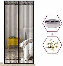 Tür-Netzvorhang zum Schutz vor Fliegen und