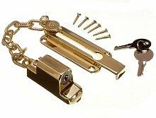 Tür- Sicherheits-Sicherheits- Kettenschutz Peep Bolt Locking Eb mit Schrauben ( 2 Stück)