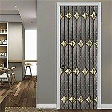 Türaufkleber 3D Tür Aufkleber Wallpaper