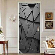 Türaufkleber 3D Wandbild Für Wohnzimmer
