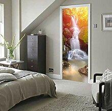 Türaufkleber für Innentüren Schlafzimmer