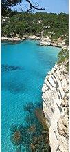 Türaufkleber Menorca