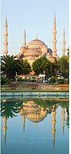 Türaufkleber Moschee