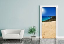 Türaufkleber - Oasis Island Paradise - Australien