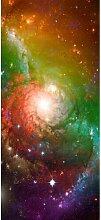 Türaufkleber Spiralgalaxie