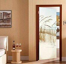 Türaufkleber Wandbild Für Wohnzimmer