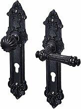 Türbeschlag antik Haustür   Wechselgarnitur mit