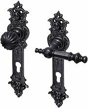 Türbeschlag antik Haustür | Wechselgarnitur mit