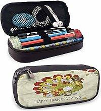 Türkei Pencil Bag Firm Blumengesteck Vogel