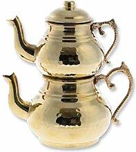 Türkische traditionelle Teekanne Teekanne Set Tee