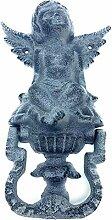 Türklopfer Gusseisen Engel Shabby Antik ca 20 cm