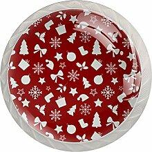 Türknäufe aus Glas, für Schränke, Schubladen,