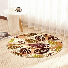 Türmatte, Rattan Stuhl Kissen Matte, runden Teppich, Wohnzimmer Schlafzimmer Teppich , 3 , diameter 160cm