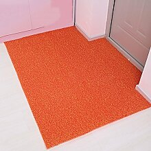 Türmatten Anti-Rutsch-Matte Farbe Größe Optional Home Tür Matte ( Farbe : E , größe : 60*90CM )