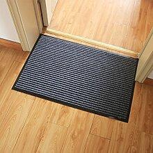 Türmatten Anti-Rutsch Verschleißfeste Tür Matte Farbe Größe Optional Home Matten ( Farbe : A , größe : 40*60cm )