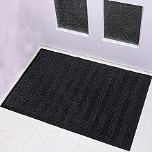 Türmatten Kommerzielle Tür Anti-Rutsch-Matte Farbe Größe Optional Hall Door Mat ( Farbe : B , größe : 40*60cm )
