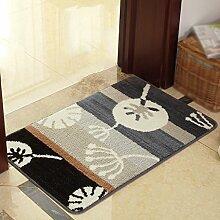 Türmatten Moderne chinesische Hall Mat Mat 60 * 90CM Anti-Rutsch Tür Matte ( Farbe : #3 )