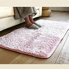Türmatten Soft Saugen Haushalt Tür Pad Farbe Größe Optional Anti-Rutsch-Matten ( Farbe : #8 , größe : 70*140cm )