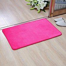 Türmatten Startseite Matratze Schlafzimmer Küche Bodenmatte Foyer Absorbent Badezimmer Anti - Skid Pad Bodenmatten ( farbe : I )