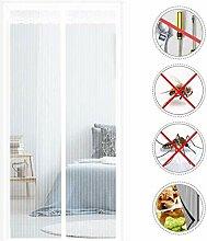 Türnetz Magnet Fliegen-Schirm-Tür-Insektenschutz