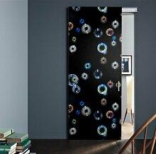 Türposter selbstklebend Tür Poster Plakat Druck