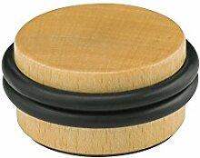 Türstopper aus Holz mit Gummi Doppel Torica, mit