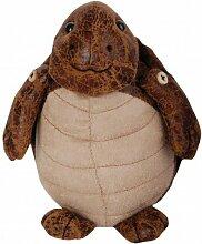 Türstopper aus Kunstleder Tiermotiv Schildkröte