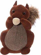 Türstopper Eichhörnchen Polyester Sand Watte 27