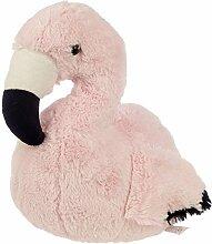Türstopper Flamingo aus Plüsch, Maße (H x B x
