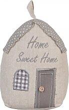 Türstopper HAUS Home Sweet Home 14 x 10 x 18 cm (9,95 EUR / Stück)