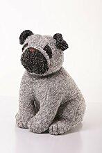 Türstopper Hund Mops Puggles