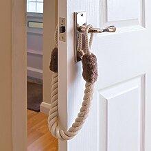 Türstopper Rope Set von 2 Passend zum Türgriffe