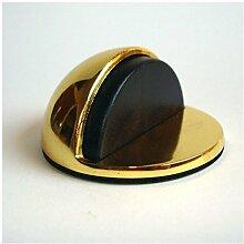 Türstopper (Selbstklebend) GOLD metallisch glänzend