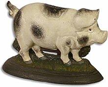 Türstopper Tür Stopper Motiv: Schwein Tier