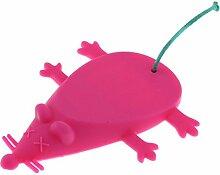 Türstopper Türpuffer Fingerschutz Türsicherung Klemmschutz Wandpuffer Rosa Maus