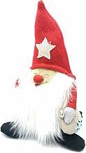Türstopper Wichtel Zwerg Weihnachtsmann Theo 1