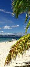 Türtapete Fidschi Islands TT139 90x200cm Meer