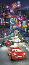 Türtapete Fototapete Tapete Disney Cars 2 in