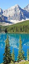 Türtapete Moraine Lake Kanada TT149 90x200cm
