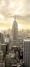 Türtapete New York TT140 90x200cm Tapete Amerika
