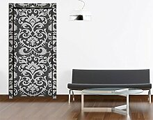 TürTapete The 7 Virtues Temperance Tapete Kunst Dekoration Ornament Gotik, Größe:221cm x 118cm