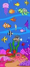 Türtapete Unterwasserwelt TT388 90x200cm Tapete