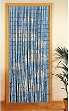 Türvorhang (1 Stück), blickdicht Aleidy