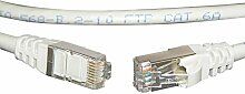 TUK sgpdl5gy 6A 5m datalok Kategorie Patch führen–Grau (195-teilig)