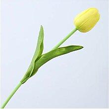 Tulpe Blumen Simulation Künstliche Pflanze Blume