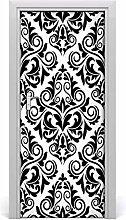 Tulup Türaufkleber 85x205cm – Dekorative