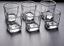Tumblers Whiskyglas, Longdrinkgläser Set,