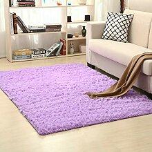 TUOXIE Teppich Weicher Teppich Für das Leben zu