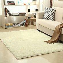 TUOXIE Teppich Weicher Teppich für das Wohnen